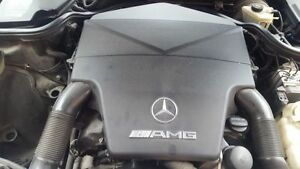 1999 Mercedes E55 AMG 5.5L Engine Motor - (97,500 KM)