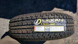Brand new RV tire