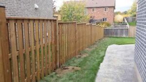 Level Post Digging and Setting - Fences and Decks London Ontario image 4