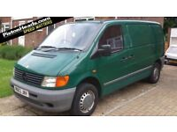 Mercedes Vito wanted earlier type must be in VGC hampshire