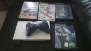 PS2 and 4 games