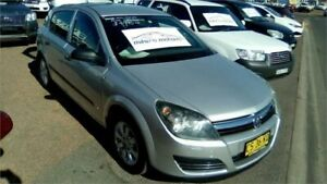 2005 Holden Astra AH MY05 CD Silver 4 Speed Automatic Hatchback Mount Druitt Blacktown Area Preview