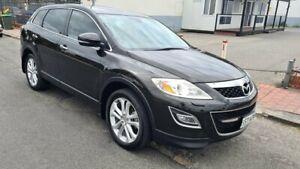2011 Mazda CX-9 10 Upgrade Luxury Black Sapphire 6 Speed Auto Activematic Wagon Prospect Prospect Area Preview