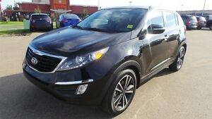 2015 Kia Sportage AWD SX TURBO $176 bw  Zero Down Car Loans