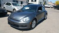 2014 Volkswagen Beetle 1.8 TSI//AUTOMATIC//PAN ROOF//BLUETOOTH//