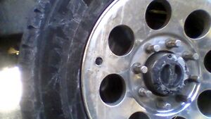Ford f 250  8 bolt rims for sale