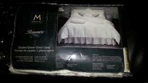 DUVET COVER & SHAM SET