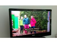 """37"""" Toshiba full HD TV - excellent condition and picture"""
