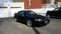 Ford Mustang 2004 GT Cabriolet 40ième anniversaire