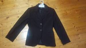 Authentic CUE Black Blazer(Size 10) for Sale Sydney City Inner Sydney Preview