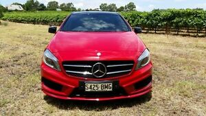 2013 Mercedes-Benz A200 CDI W176 D-CT Red 7 Speed Sports Automatic Dual Clutch Hatchback Tanunda Barossa Area Preview