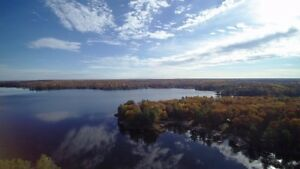 Waterfront Lot on Bobs Lake, 4.1 Acres