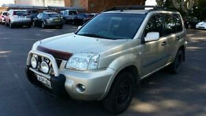 2004 Nissan X-Trail T30 ST (4x4) Beige 5 Speed Manual Wagon Georgetown Newcastle Area Preview