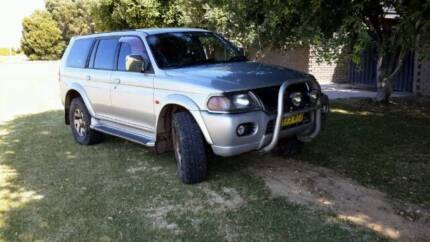 Mitsubishi 4 x 4  Set up as Camper Willetton Canning Area Preview