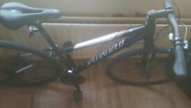 Specialized airel hyrbird cycle