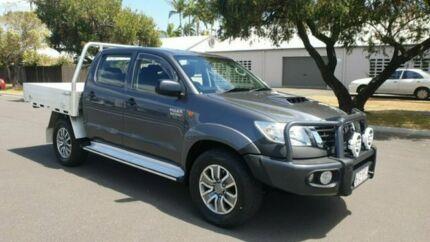 2014 Hilux Dual Cab Turbo Diesel - low kilometers Bungalow Cairns City Preview
