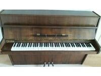 Piano, Calisia . Modern upright. Excellent condition.