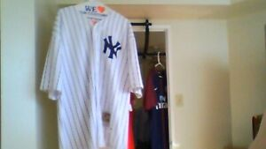 052d9fa156a Babe Ruth Cooperstown New York Yankees XXL Jersey .