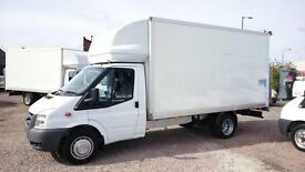 FORD TRANSIT 2.4 350 E/F DRW 1d 115 BHP 1 OWNER EX BUSINESS HIR (white) 2011