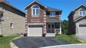 Barrie-house for rent with finished basement-apartment