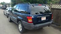 2003 Jeep Grand Cherokee 4x4 New Tires 3300$