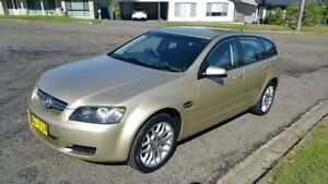 2008 Holden Commodore VE MY09.5 Omega 60th Anniversary Gold 4 Speed Automatic Sportswagon Macquarie Hills Lake Macquarie Area Preview