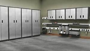 Cabinet Locker for Garage or Shop