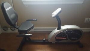 Fitnessclub exercise bike