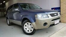 2008 Ford Territory SY TX Steel Blue 4 Speed Sports Automatic Wagon Virginia Brisbane North East Preview