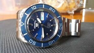 Seiko SNZH53 Automatic Dive Watch - New In Box