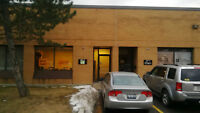 Warehouse w/ office space for lease 1700 sqt ft Viceroy Rd.