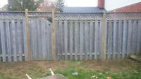 Fence Post Replacement Specialist