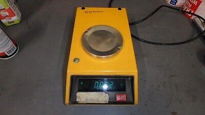 Sartorius Digital Lab Scale Balance 1205 Mp Cp45