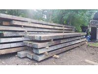 Hardwood Beams