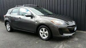 2013 Mazda 3 BL Series 2 MY13 Neo Grey 6 Speed Manual Hatchback Phillip Woden Valley Preview