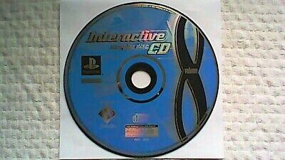 Interactive Sampler Disc CD Vol. 8 (Rare) (Sony Playstation 1)