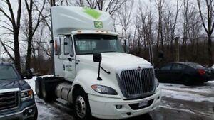 2013 International ProStar +122, Used Day Cab Tractor