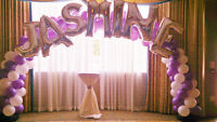 AFFORDABLE BALLOON DECORATION 416-931-5437