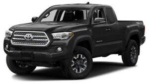 2016 Toyota Tacoma SR5 TRD OFF ROAD PACKAGE