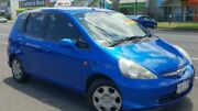 2005 Honda Jazz GD MY05 GLi Blue 5 Speed Manual Hatchback Bungalow Cairns City Preview