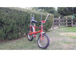 Raleigh chopper MK2 in very good condition and in very good working order