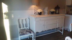 Charming antique buffet/sideboard