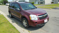 2009 chevrolet equinox ls 3.4L V6. INSPECTED UNTIL JUL 2016