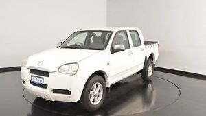 2010 Great Wall SA220 Super Luxury Super Luxury White 5 Speed Manual Utility Victoria Park Victoria Park Area Preview