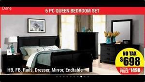 QUEEN SIZE BEDROOM SETS ON SALE, Best Furniture Sale in Brampton & Missssauga (AD 31)