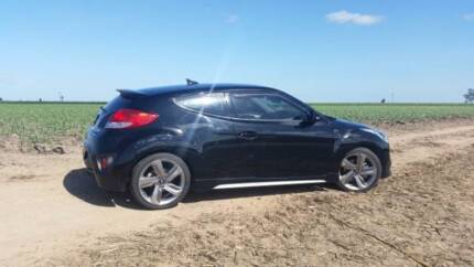 2012 Hyundai Veloster Coupe North Ward Townsville City Preview