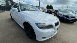 2011 BMW 3 Series E90 MY11 320i Steptronic Lifestyle White 6 Speed Sports Automatic Sedan Maidstone Maribyrnong Area Preview