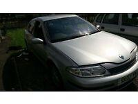 2003 Renault laguna auto cheap or swap motocross , car or van