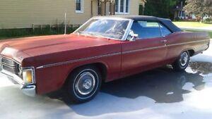 1970 Mercury Monterey Convertible