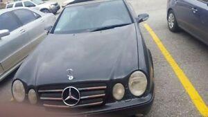2002 Mercedes Benz CLK430 CLK - Part Out / Parting Out